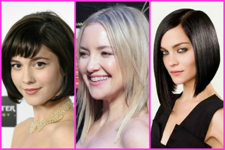 Inverted Bob Haircuts And Hairstyle Ideas - Bob hairstyle names