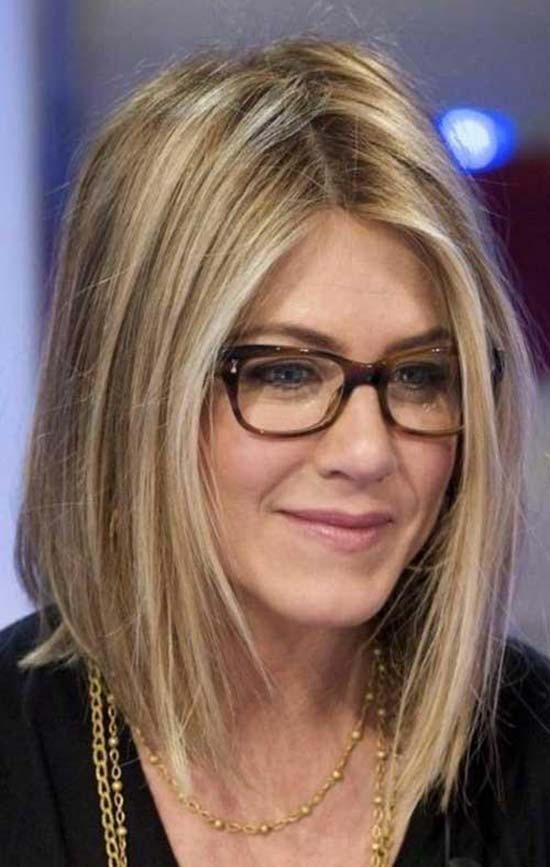 Jennifer Aniston Bob Haircuts for Fine Hair