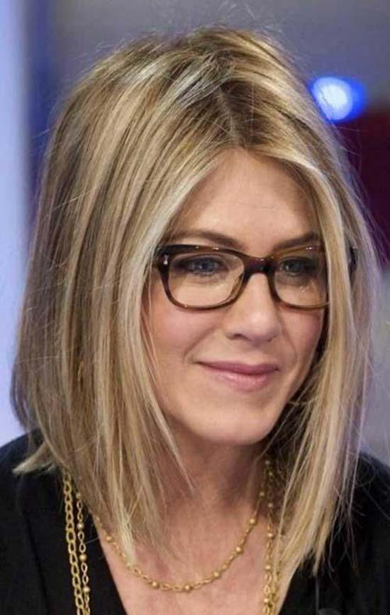 Jennifer Aniston Bob Haircuts for Fine Hair