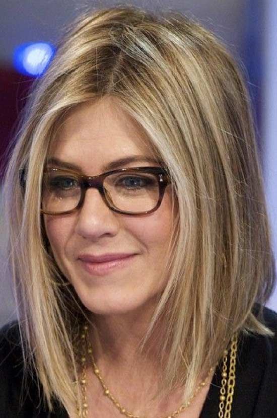 Jennifer Aniston Medium Bob Hairstyles