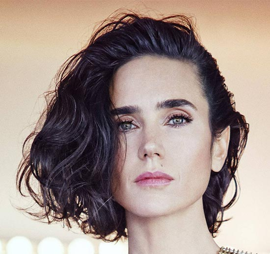 Jennifer Connelly Medium Bob Hairstyles