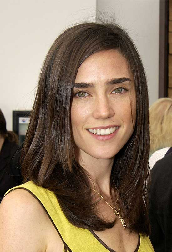 Jennifer Connelly Medium Hairstyles for Women