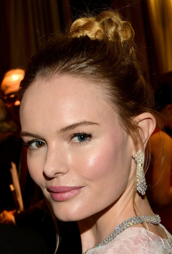 Kate Bosworth Braided Bun