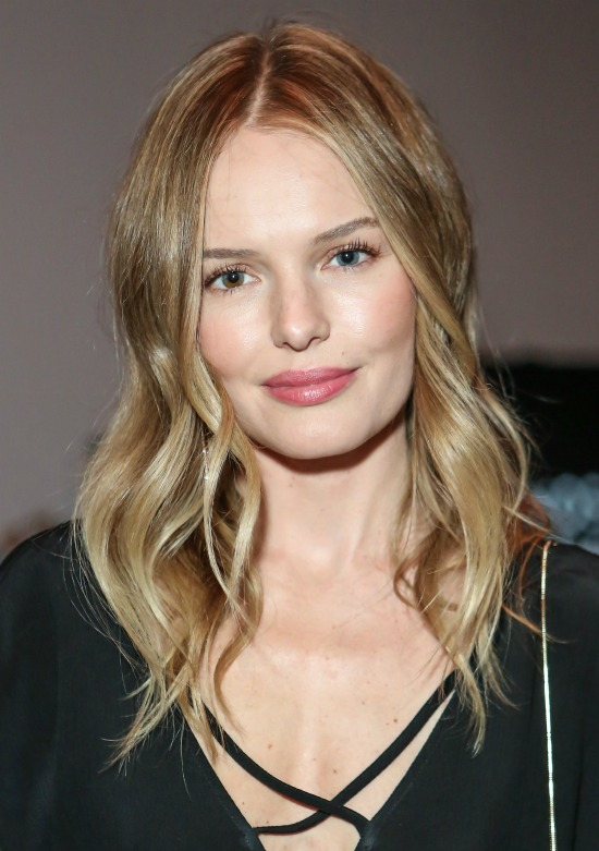 Kate Bosworth Long Length Layered Hairstyle
