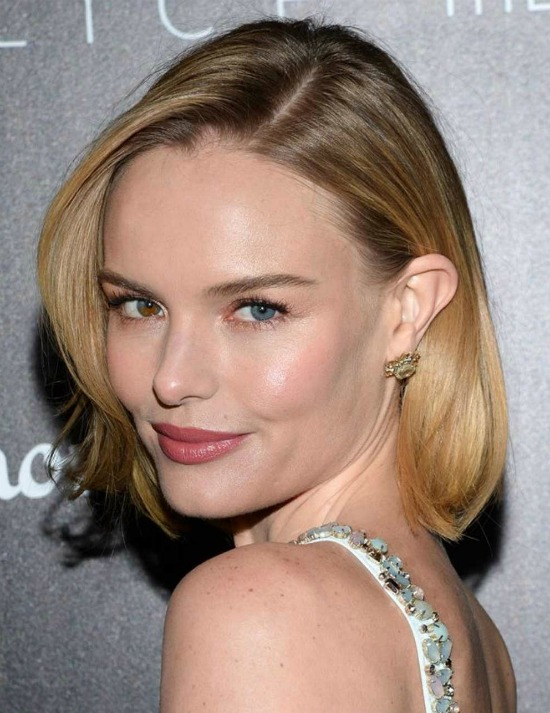 Kate Bosworth Medium Bob Haircut