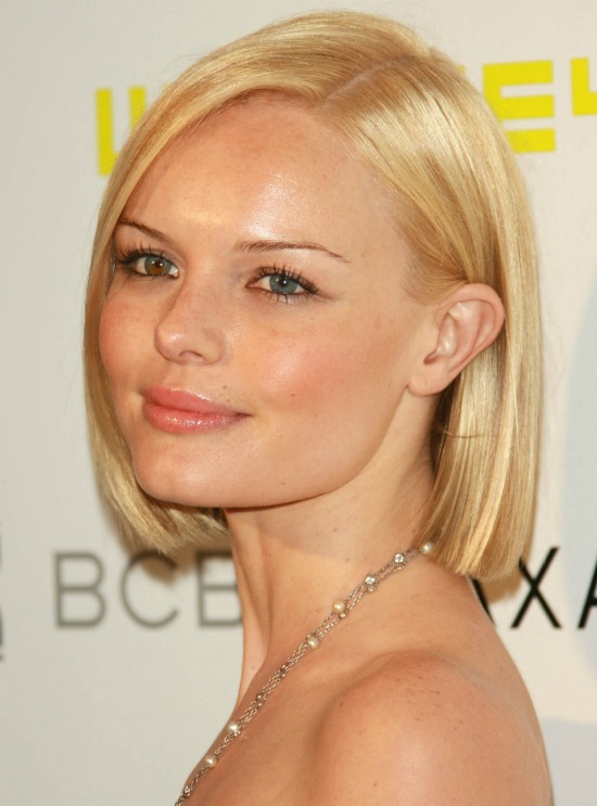 Kate Bosworth Short Bob Haircut