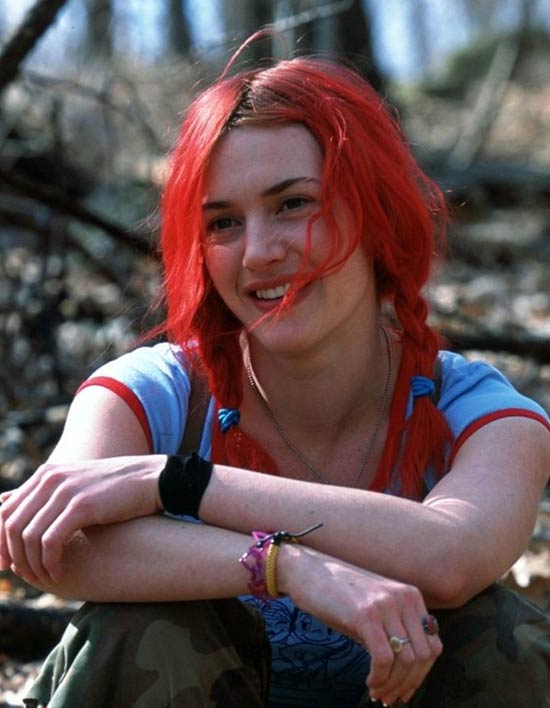 Kate Winslet Medium Red Hairstyles