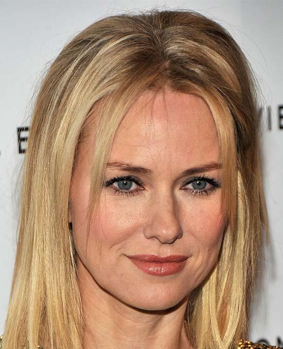Katrina Bowden Medium Layered Haircuts