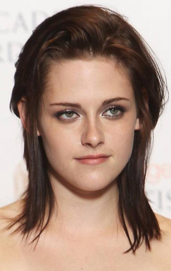Kristen Stewart Graduated Bob Haircuts