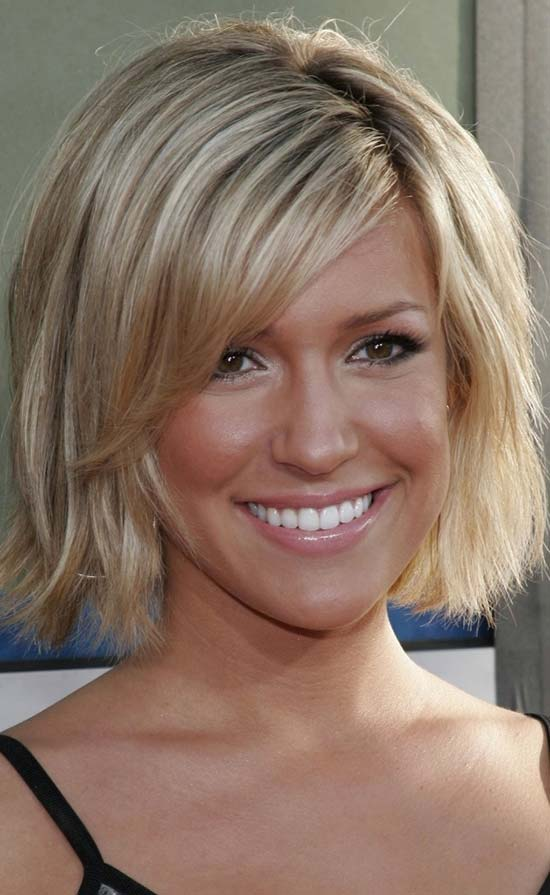Kristin Cavallari Bob Haircuts for Fine Hair