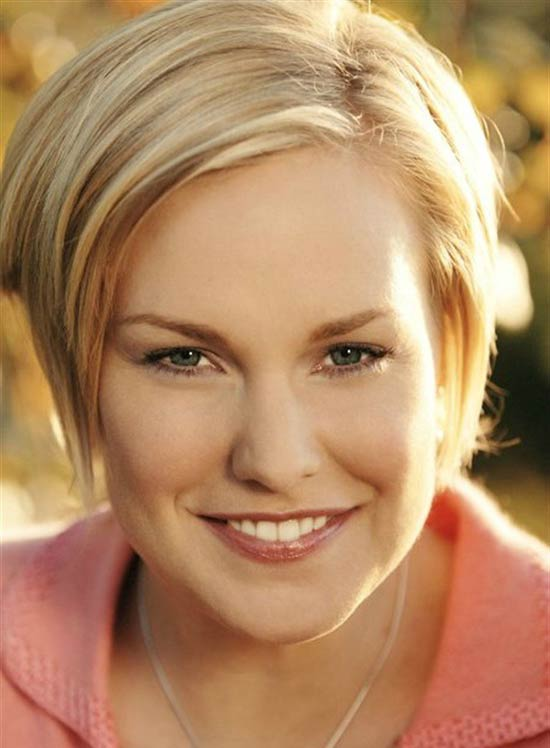 Laura Allen Choppy Bob Hairstyles