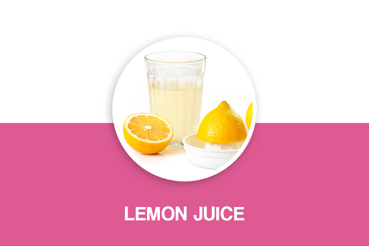lemon juice for razor bumps