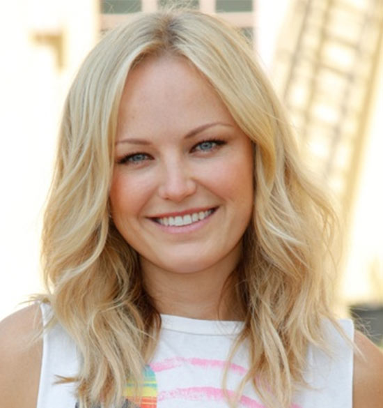 Malin Akerman Medium Layered Haircuts