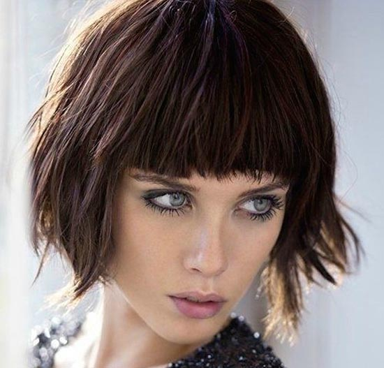 Mary Elizabeth Winstead Shaggy Bob Haircuts