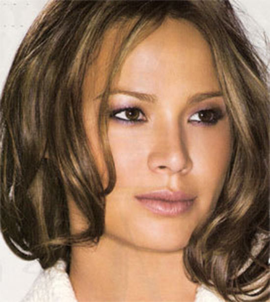 Moon Bloodgood Inverted Bob Haircuts