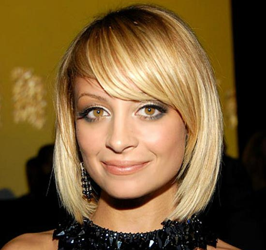 Nicole Richie Graduated Bob Haircuts