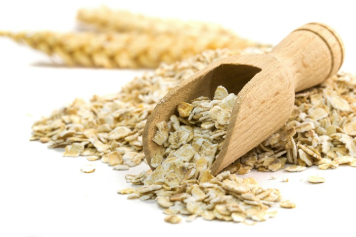 Oatmeal Bath Remedy for Hives