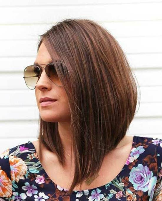 Olivia Munn Inverted Bob Haircuts
