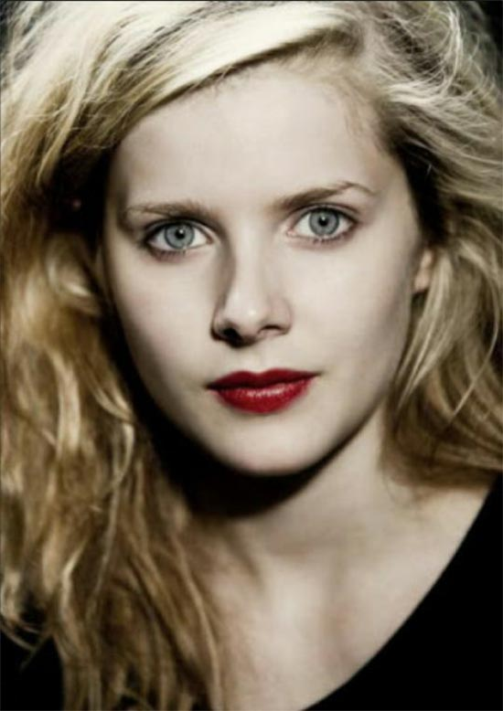 Rachel Hurd Wood Medium Curly Hairstyles