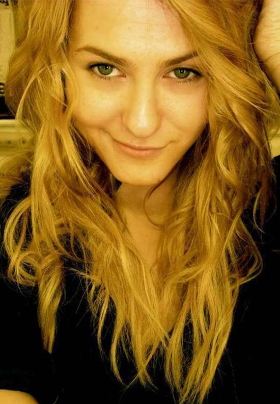Scout Taylor Compton Medium Curly Hairstyles