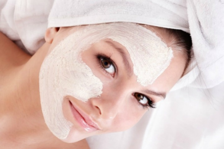 Sodium Bicarbonate Face Mask
