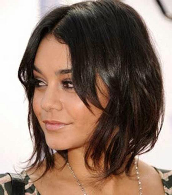 Vanessa Hudgen Messy Bob Hairstyles