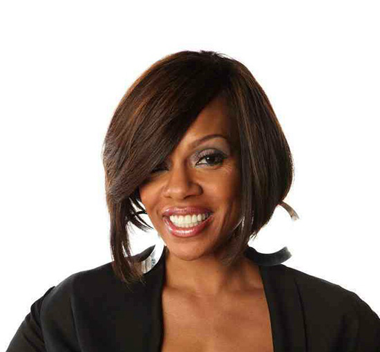 Wendy Raquel Robinson Graduated Bob Haircuts