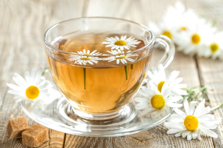 how to use tea for hair growth