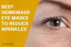 homemade eye masks for wrinkles