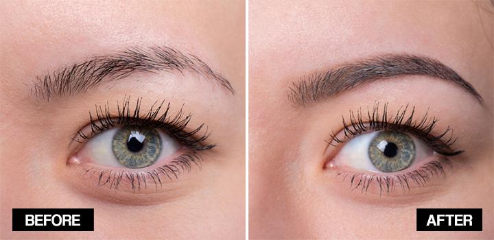 does castor oil really grow eyebrows
