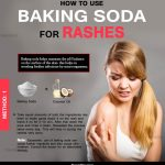 How to Use Baking Soda for Rashes?