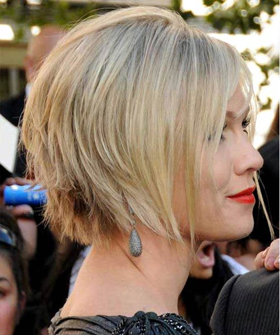 jennie garth Angled Bob Hairstyle