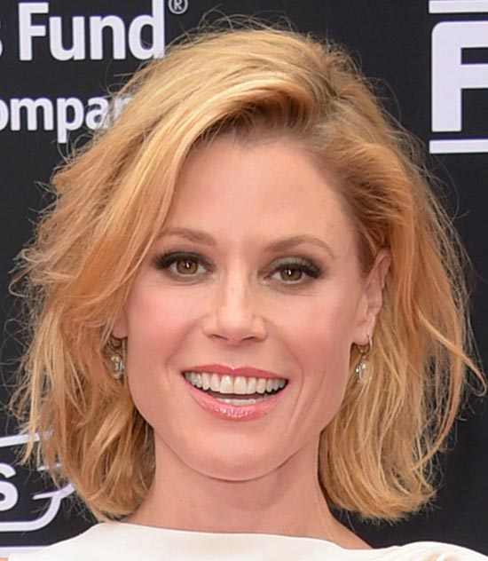 julie bowen Messy Bob Hairstyles