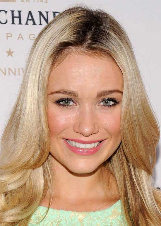 katrina Bowden Medium Hairstyles for Women