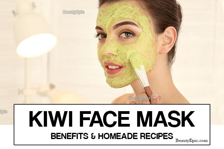 Kiwi Face Mask – Benefits & 6 Best Homemade Recipes