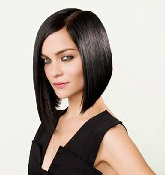 leigh lezark Inverted Bob Haircuts