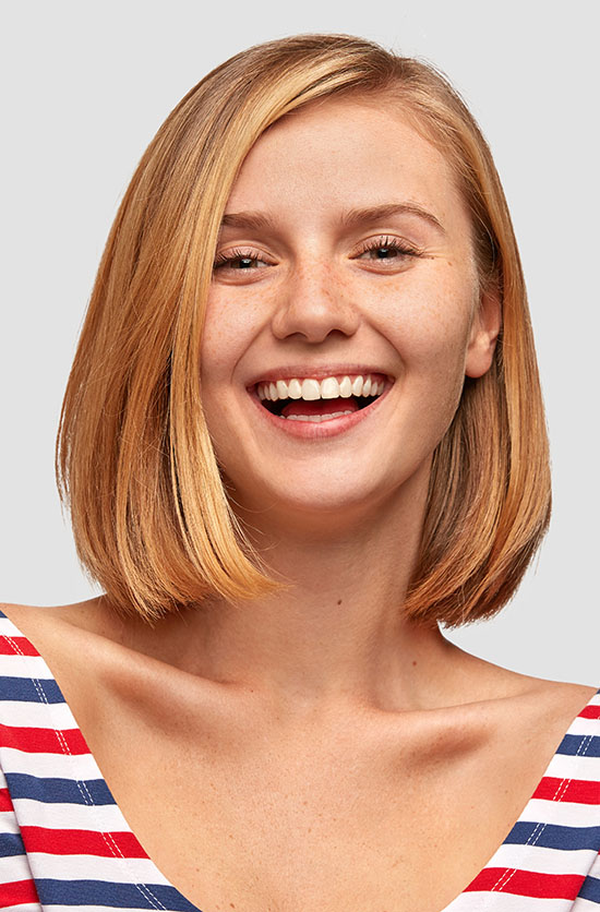 long blunt bob haircut