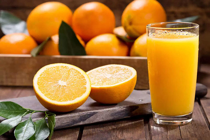 orange juice kidney cleanse