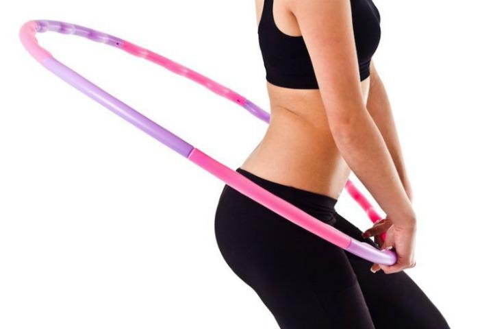 30 Day Hula Hoop Challenge: Flat Stomach & Small Waist