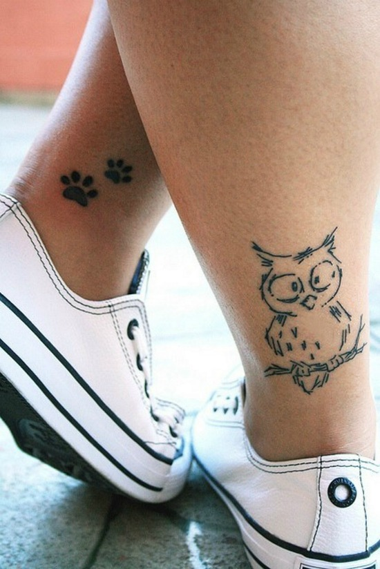 30 Unique Owl Tattoo Designs That Will Inspire You To Get