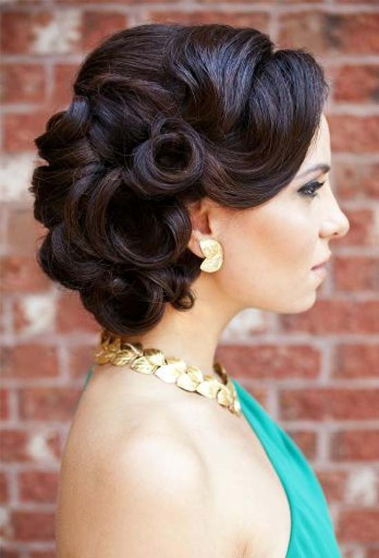 Alona Adena Wedding Hair styles