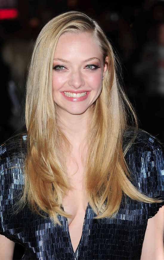 Amanda Seyfried and Fine Hair
