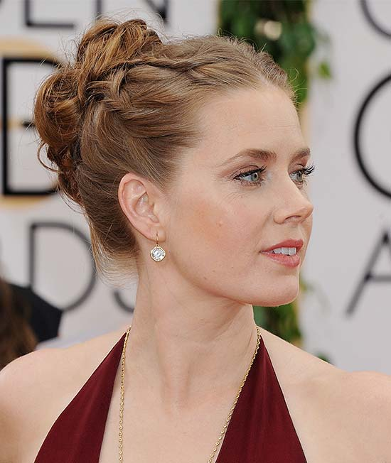 Amy Adams Prom Updo hairstyle