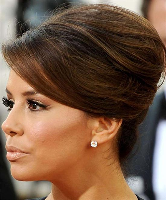 Hairstyle Girl French Roll: 23 Super Easy Bun Hairstyles For Long Hair That You'll Love