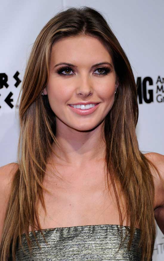 Audrina Patridge Fine Hair