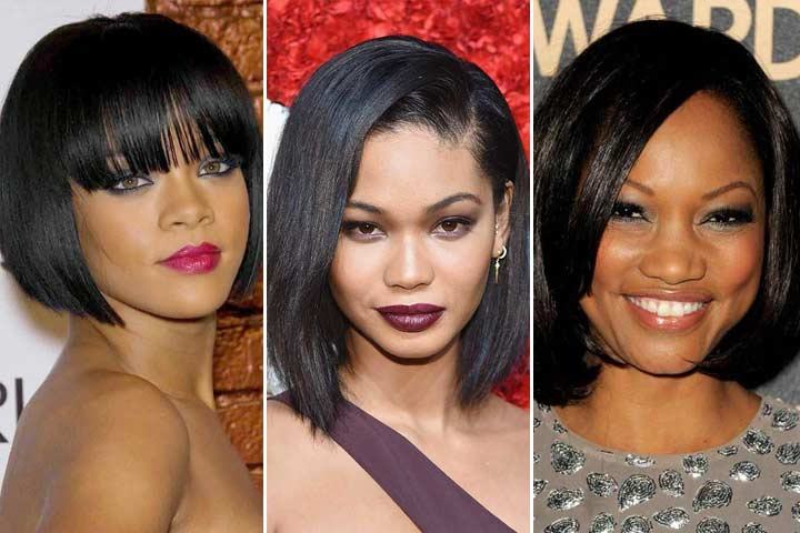 Top Bob Hairstyles For Black Women You May Love To Try - Bob hairstyle black hair