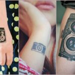 33 Most Beautiful Camera Tattoo Ideas That Will Totally Inspire You To Get Inked