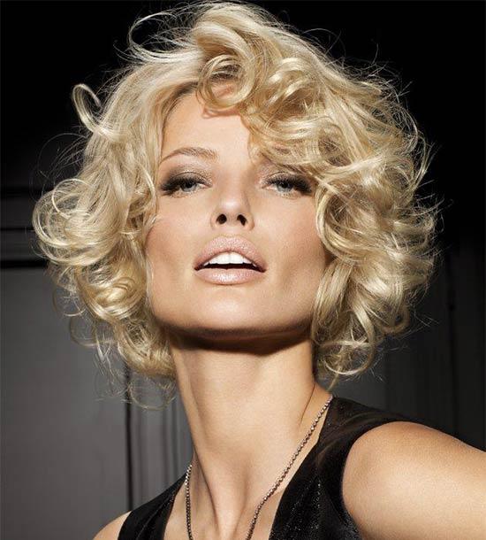 Charlize Theron Short Sassy Shag Hairstyles