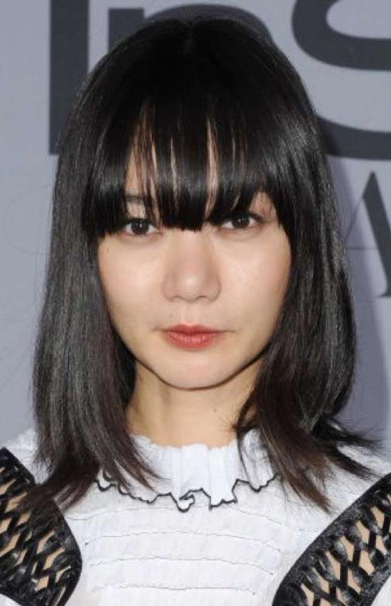DOONA-BAE Short Hair with Bangs