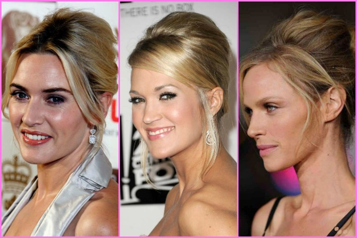 23 Most Beautiful French Twist Updo Hairstyles